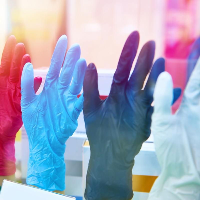 Charakterystyka rękawic medycznych