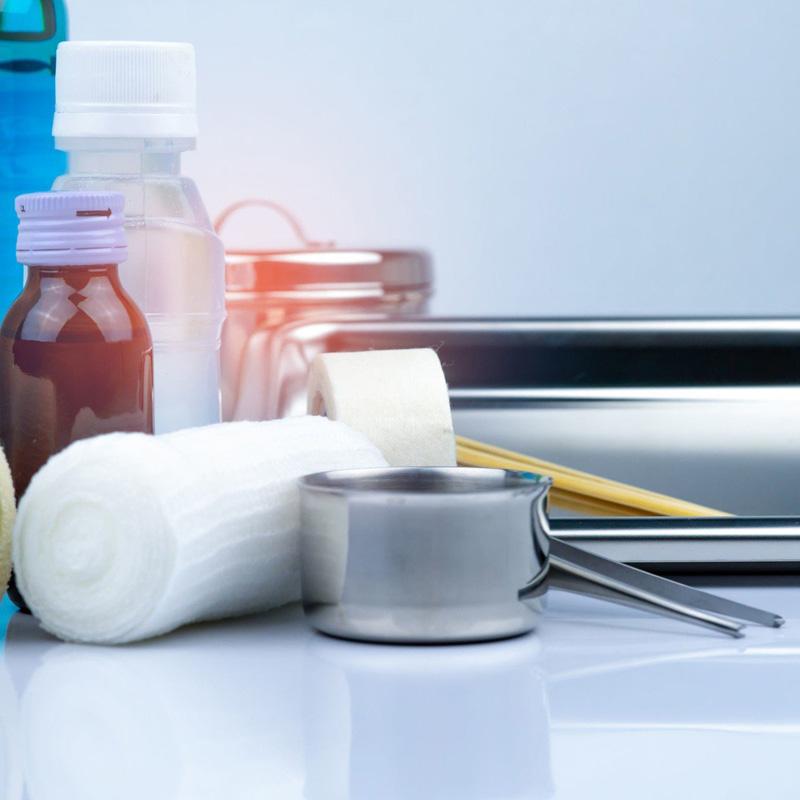 Podstawowe rodzaje materiałów medycznych